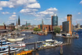 Ott (F1 Online) - Harbour, Hamburg, Germany