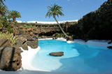 Fiedler (F1 Online) - Jameos del Agua, Lanzarote, Canary Islands, Spain, Europe