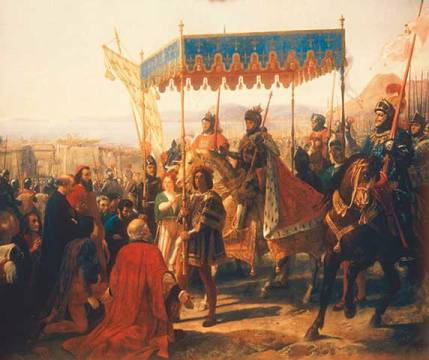 a history of the invasion of charles viii on italy in 1494 Start studying italy's political decline: the french invasions (1494-1527) learn vocabulary, terms  charles' viii invasion.