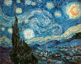 Vincent van Gogh - Starry Night