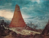 Lucas van Valckenborch - The Tower of Babel