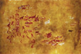 AKG Anonymous - Cattle Herd/Copy aft.Tassili Rock Paint.
