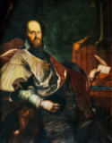Franz von Sales - Francis of Sales / Painting