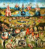 Hieronymus Bosch - The Garden of Earthly Delights