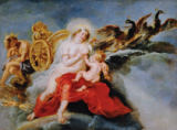 Peter Paul Rubens - The Creation of the Milky Way