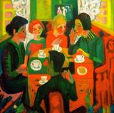 Ernst-Ludwig Kirchner - Coffee table