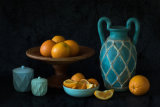 Jacqueline Hammer - Still Life with Oranges